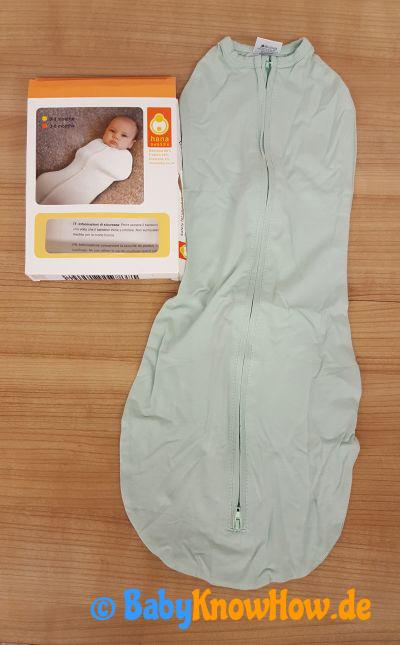 Baby Puckschlafsack Test
